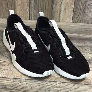 NEW Nike Ashin Modern Run Black White Teal
